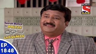 Taarak Mehta Ka Ooltah Chashmah - तारक मेहता - Episode 1848 - 13th January, 2016