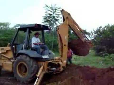 Operando Case 580 L