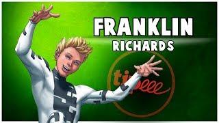 FRANKLIN RICHARDS - Les chroniques Tipeee de Mar Vell #9