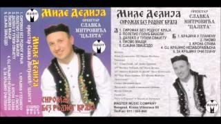 Mile Delija - Pismo - (Audio 1993)