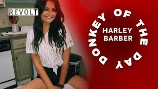 Harley Barber   Donkey Of The Day