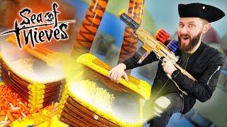 NERF Sea of Thieves Challenge!