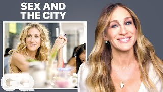Sarah Jessica Parker Breaks Down Her Most Iconic Characters   GQ