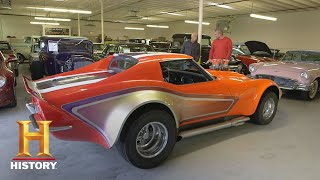 Counting Cars: Bonus - Two Mikes, One Corvette | History