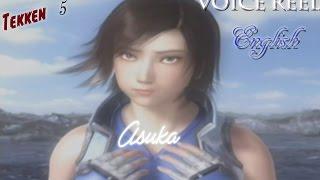 Tekken 5 - Asuka Kazama | English Reel