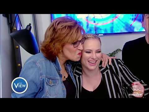 Joy Behar And Meghan McCain Make Over Each Other s Dressing Rooms The View