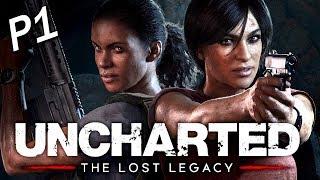 Uncharted: The Lost Legacy《秘境探險:失落的遺產》Part 1 - 新主角