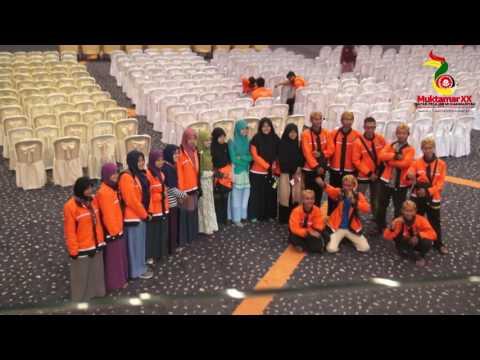 Hari Pertama Muktamar Ikatan Pelajar Muhammadiyah Ke XX Se-Indonesia