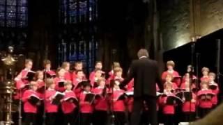 Chor com 2011 Knabenchor der Chorakademie