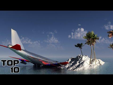 Top 10 Most Shocking Plane Crashes