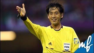اسوء 5 اخطاء تحكيمية كارثية في كرة القدم