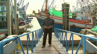 5972 economics 008 001 Al Jazeera Thailand fishing comes to a halt