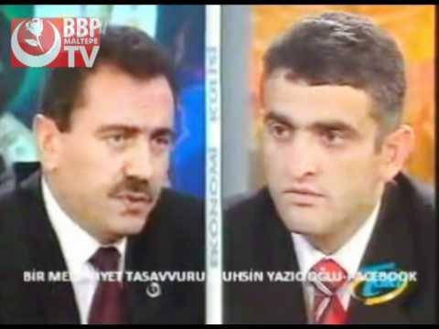 BBP Muhsin Yazıcıoğlu Abdullah Öcalan a İthafen