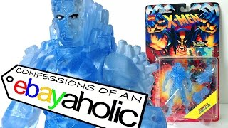 X-Men ICEMAN 2 Confessions of an Ebayaholic Episode 69
