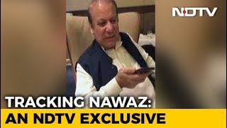 "EXCLUSIVE: ""I Am Returning With A Goal,"" Says Nawaz Sharif, Tracked By NDTV In UAE"