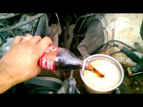 Mecánica Automotriz y Coca Cola