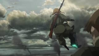 Tanya Degurechaff vs Army - Youjo Senki Episode 1 HD