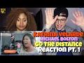 Katrina Velarde - Go The Distance (Michael Bolton) Reaction Pt.1