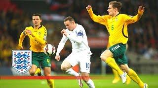 All Goals - England Euro 2016 Qualifying | Goals & Highlights