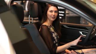 Camille Reviews the 2014 E 350 Sports Sedan