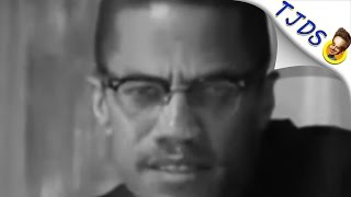Malcolm X: Beware of Liberals & Why That