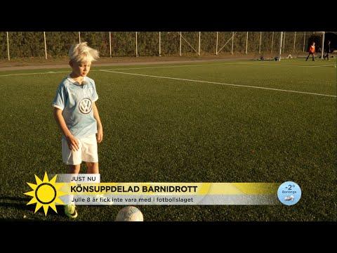 Xxx Mp4 8 åriga Julle Fick Inte Vara Med I Fotbollslaget – Quot Helt Vansinnigt Quot Nyhetsmorgon TV4 3gp Sex