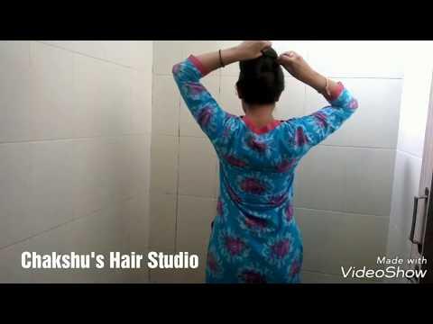 Long hair/flaunting long hair rapunzel/sexy long hair Indian