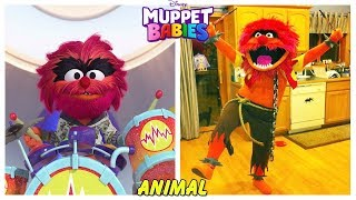 Disney Muppet Babies 2018 Characters in Real Life