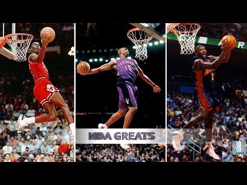 Top 10 NBA Slam Dunk Contest