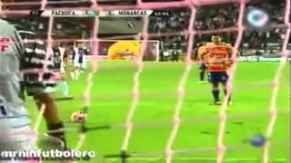 Atajada Histórica (Juan Carlos Rojas ataja penal a Miguel Sabah)