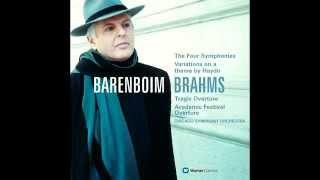 Brahms - Symphony No. 4 (Barenboim)