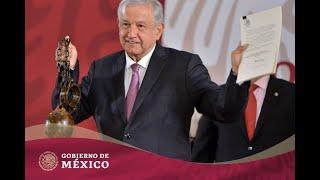 #ConferenciaPresidente   Trabajamos por y para el pueblo, en beneficio de las y los mexicanos