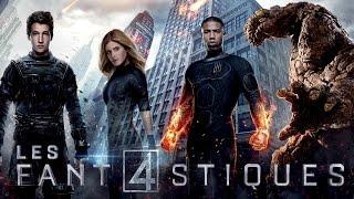 Les 4 Fantastiques - Bande annonce finale [Officielle] VOST HD
