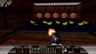 Let's Play: Duke Nukem 3D: Megaton Edition - E4L4: Babe Land