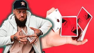 What These Guys do with Playing Cards is UNREAL!!