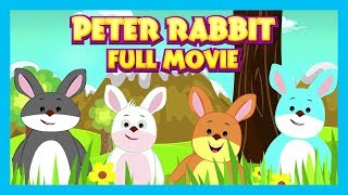 PETER RABBIT FULL ANIMATED MOVIE FOR KIDS - KIDS ANIMATION || STORYTELLING - TIA AND TOFU