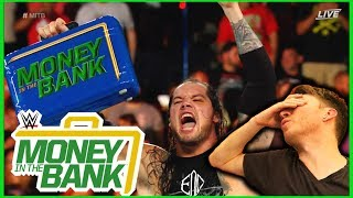 REACTION! Baron Corbin Wins! WWE Money in the Bank 2017