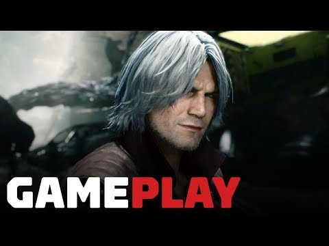 Xxx Mp4 14 Minutes Of Devil May Cry 5 Dante Gameplay TGS 2018 3gp Sex
