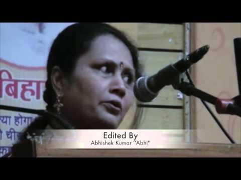Siya Sachdev In Saroj Samman Gwalior 2014 full Video
