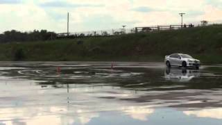 Lumina SS, twin turbo, skidpan obstacle course