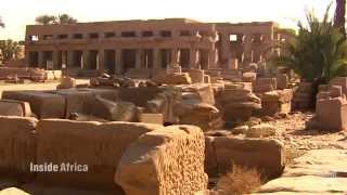 Where Pharaohs Once Ruled