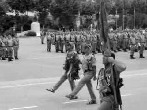La Legion Sábado Legionario en el 4º Tercio