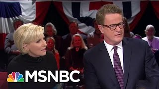 Joe: 2016 Election Results A 'Complete Earthquake' | Morning Joe | MSNBC