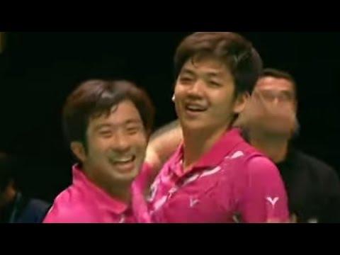 Cai Y./Fu H. v Jung J.S./Lee Y.D.|MD-F| Yonex All England Open Badminton Champ. 2012