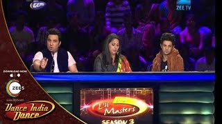 DID L'il Masters Season 3 Final Auditions - Episode 5 -  March 15 2014 -  Kripesh and Hardik