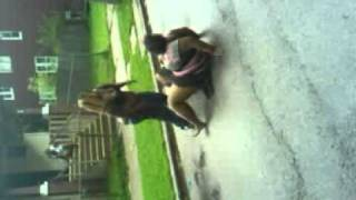 Two fat bitches get naked to fight in Detroit...