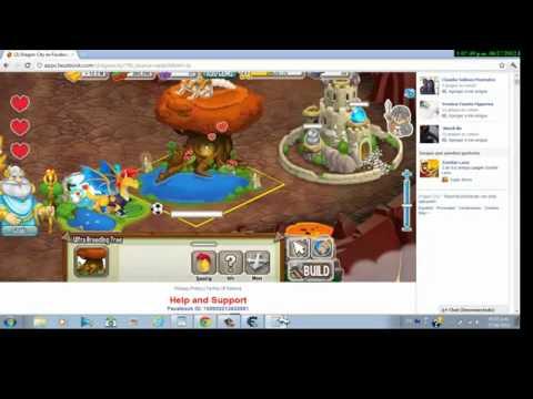 Combinaciones de Dragon City 2012
