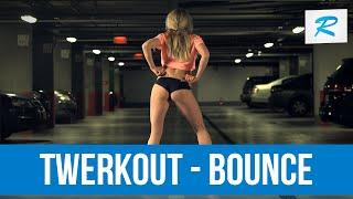 NAUKA TWERKOWANIA Odc. 1 Jak zrobić bounce?