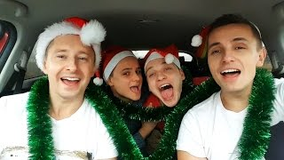 Mariah Carey - All I Want For Christmas Is You (Carpool Karaoke Parody)