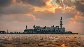 Ziarat e Dargah Hazrat Pir Sayyed Haji Ali Shah Bukhari (R.A.), Mumbai, India